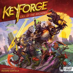 Keyforge - for rent