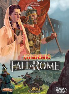 Pandemic: Fall of Rome - for rent - Click Image to Close