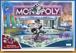 Monopoly Austrailian edition - for rent