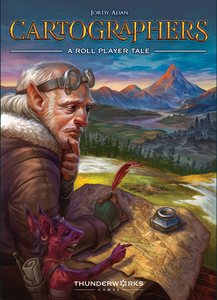Cartographers: A Roll Player Tale - for rent