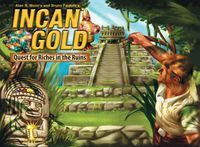 Incan Gold - for rent