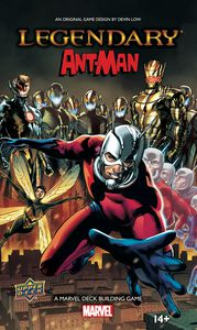 Legendary Marvel Ant Man Expansion - for rent