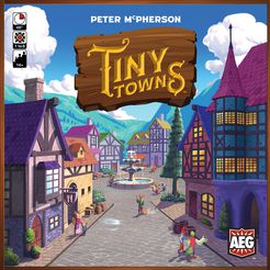 Tiny Towns - for rent