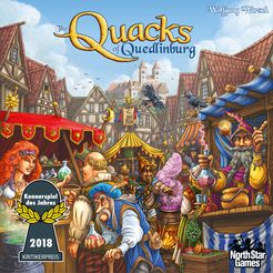 The Quacks of Quedlinburg - for rent