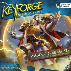 Keyforge: Age of Ascension Starter - for rent