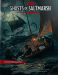 Dungeons and Dragons : Ghosts of Saltmarsh Adventure - for rent