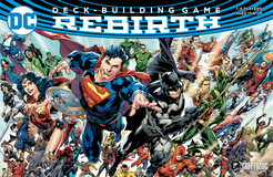 DC Comics: Rebirth - for rent