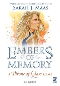 Embers of Memory A Throne of Glass Game - for rent