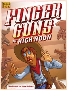 Finger Guns at High Noon - for rent