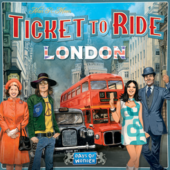 Ticket to Ride London - for rent