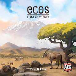 Ecos: The First Continent - for rent