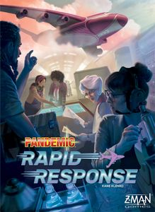 Pandemic: Rapid Response - for rent