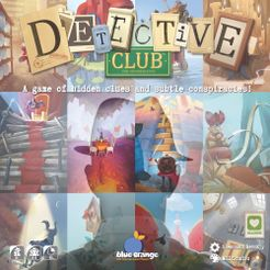 Detective Club - for rent