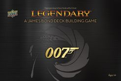Legendary: A James Bond Deck Building Game - for rent