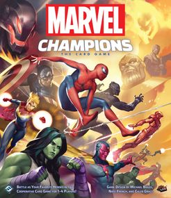 Marvel Champions - for rent