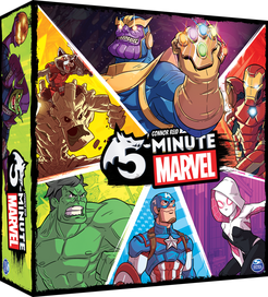 5 Minute Marvel - for rent