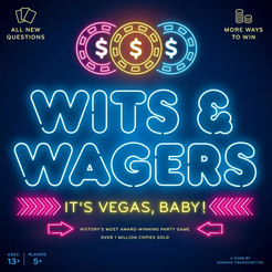 Wits & Wagers It's Vegas Baby NZ & Australia Ed - for rent