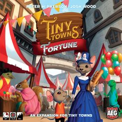 Tiny Towns Fortune expansion - for rent