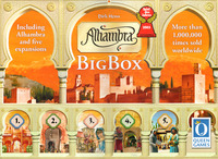 Alhambra : Big Box - for rent
