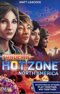 Pandemic: Hot Zone North America- for rent