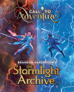 Call to Adventure: The Stormlight Archive - for rent
