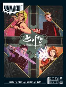 Unmatched: Buffy the Vampire Slayer - for rent