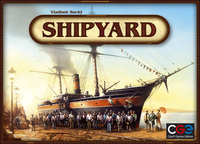 Shipyard - for rent