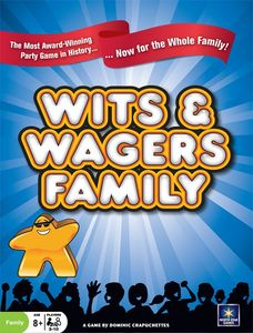 Wits and Wagers Family edition - for rent