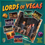 Lords of Vegas and Up expansion - for rent