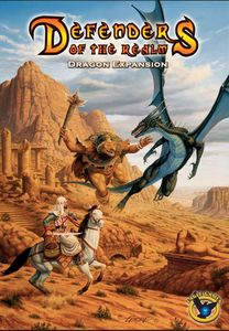 Defenders of the Realm: Dragon Expansion - for rent