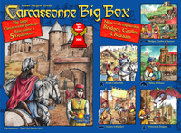 Carcassonne Big Box 3 - for rent