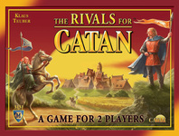 The Rivals for Catan - new