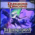 D&D: The Legend of Drizzt Board Game - for rent