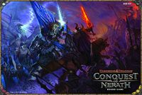 Dungeons & Dragons: Conquest of Nerath Board Game - for rent